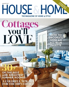 House & & Home  August (2017)