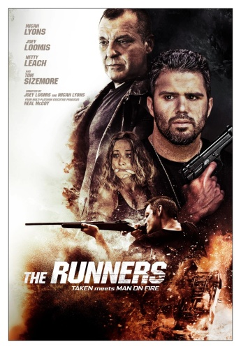 The Runners 2020 HDRip XviD AC3-EVO