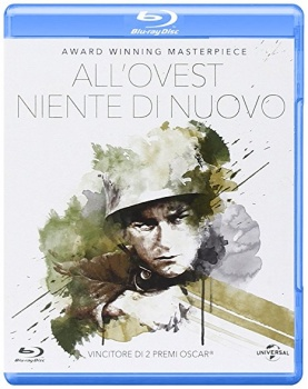 All'ovest niente di nuovo (1930) Full Blu-Ray 41Gb AVC ITA DTS 2.0 ENG DTS-HD MA 2.0 MULTI