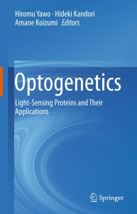 Optogenetics- Light-Sensing Proteins and Their Applications