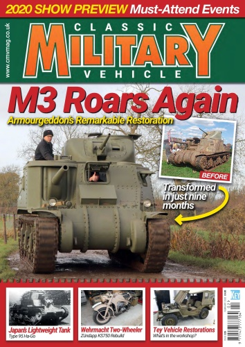 Classic Military Vehicle - Issue 225 - February (2020)