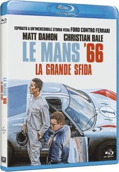 Le Mans '66 - La grande sfida (2019) Full Blu-Ray 44Gb AVC ITA DTS 5.1 ENG DTS-HD MA 7.1 MULTI