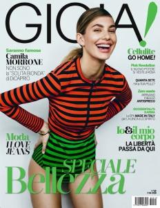 Camila Morrone -                Gioia! Magazine (Italy) April (2018).