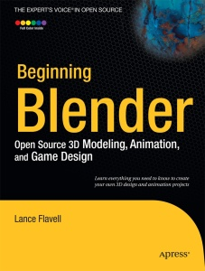 Beginning Blender- Open Source 3D Modeling, Animation, and Game Design (ePUB+ code)
