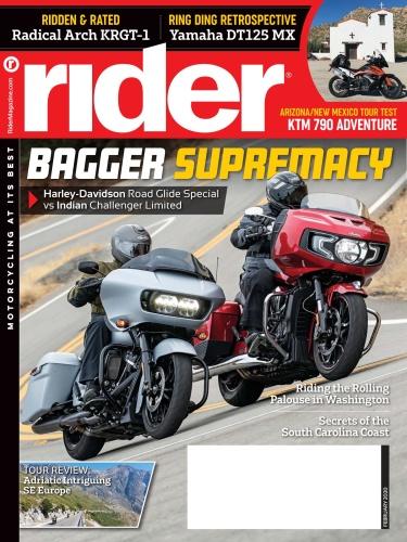 Rider Magazine - February (2020)