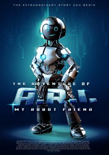 he Adventure of A.R.I.: My Robot Friend (2020) BDRip XviD AC3-EVO