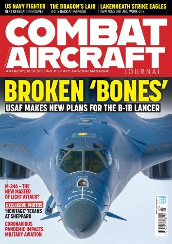 Combat Aircraft - May (2020)