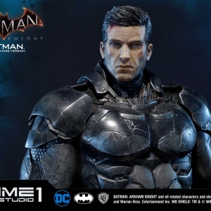 Batman : Arkham Knight - Batman Battle damage Vers. Statue (Prime 1 Studio) KWI12IKf_t