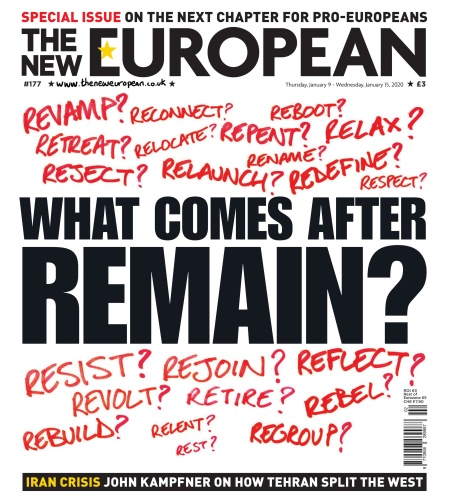 The New European - January 9 (2020)