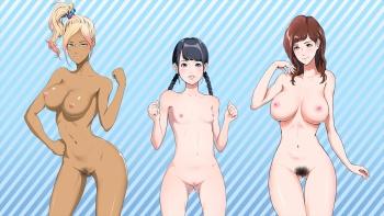 [Inuarashi Yokochou] Volunteer Sex ni Hamaru Joshi Seito-tachi