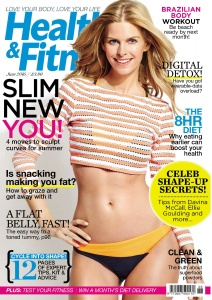 Health & & Fitness UK  June (2016)
