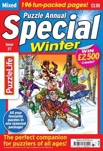 PuzzleLife - Puzzle Annual Special - January (2020)