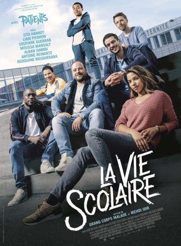 La Vie Scolaire 2019 FRENCH BluRay 1080p DTS-HDMA 5 1 HEVC-DDR