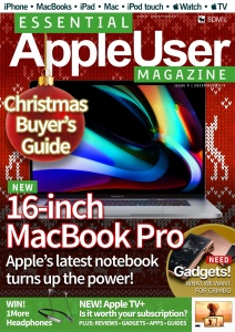 Essential AppleUser Magazine  November (2019)