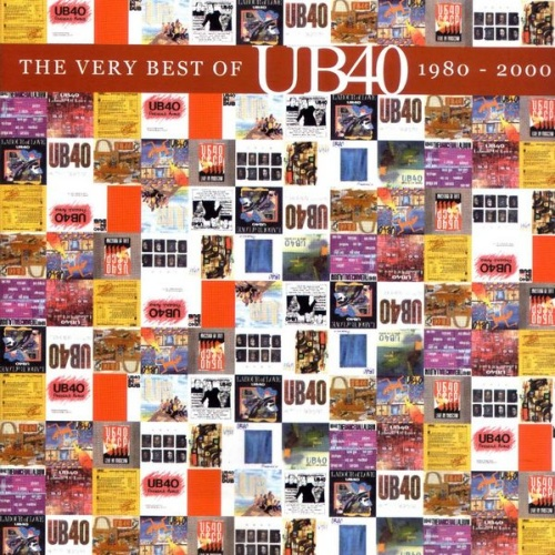 UB40 The Very Best Of 1980 2000 (2000)