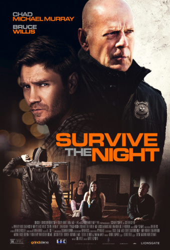 Survive the Night 2020 BDRip XviD AC3-EVO