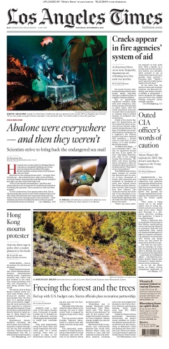 Los Angeles Times - 09 11 (2019)