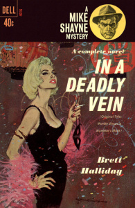In a Deadly Vein # aka Murder W - Brett Halliday