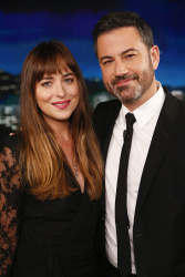 Dakota Johnson - Jimmy Kimmel Live: October 11th 2018