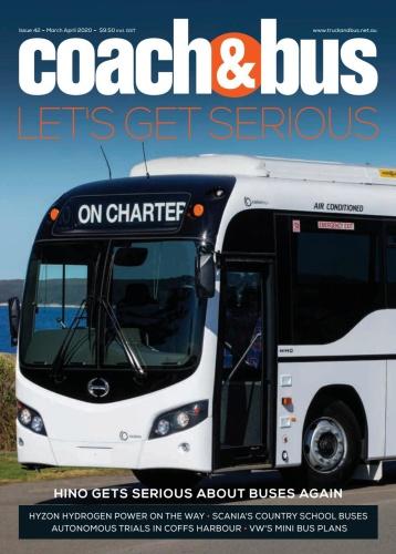 Coach & Bus - March-April (2020)