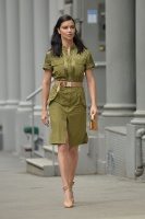 Adriana Lima -          Maybelline Photoshoot New York City March 22nd 2019.