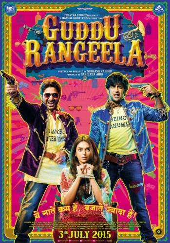 Guddu Rangeela 2015 1080p WEB-DL AVC-DUS Exclusive