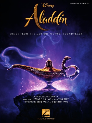 Aladdin Songbook Songs from the Motion Picture Soundtrack