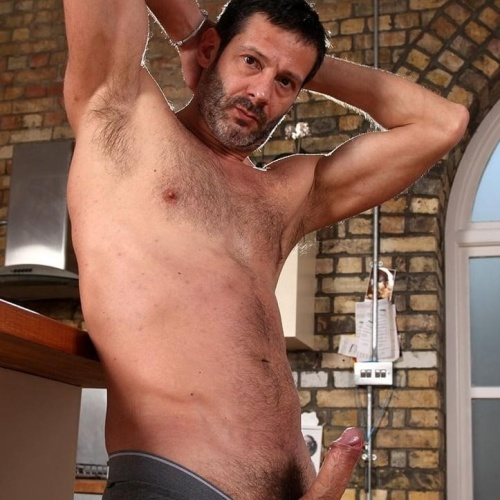 Naked hairy sexy men