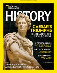 National Geographic History - 07 2019 - 07 (2019)