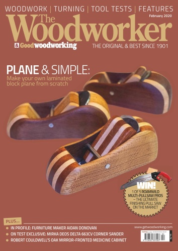 The Woodworker & Woodturner - February (2020)