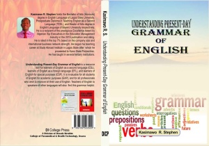 Understanding Present-Day Grammar of English - For the Non-n