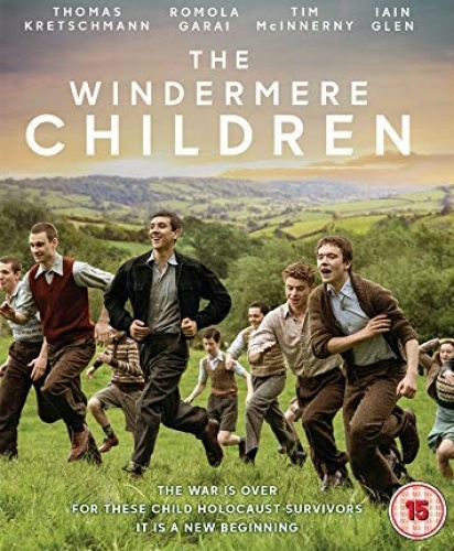 The Windermere Children 2020 HDRip AC3 x264-CMRG