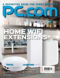 PC com  October (2017)