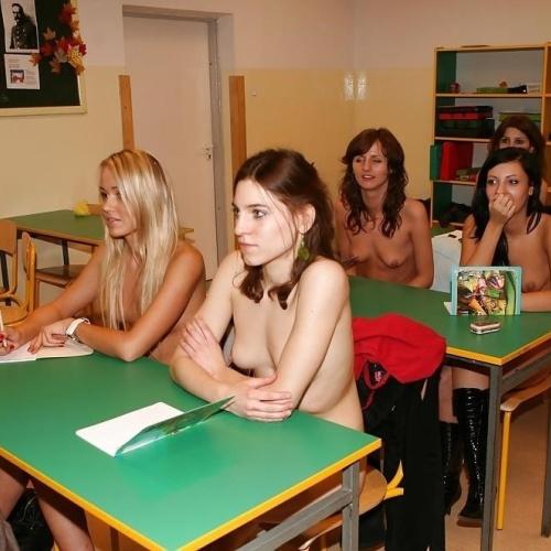 Nude school girls boobs