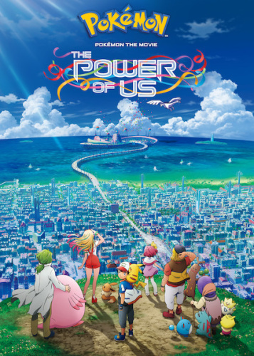 Pokémon The Movie The Power Of Us (2018) 720p BluRay YTS