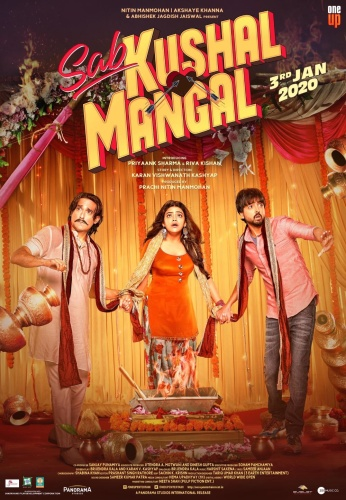 Sab Kushal Mangal (2020) 720p WEB-DL AAC x264 ESUB-Team IcTv Exclusive