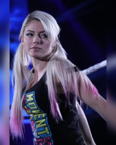 Alexa Bliss - WWE live event in Osaka, Japan - 08/31/2018