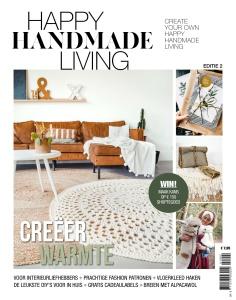 Happy Handmade Living  November (2019)