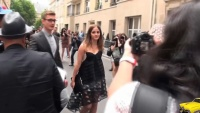 Emma Watson - Fashion Week Paris 2015 | HD 720p