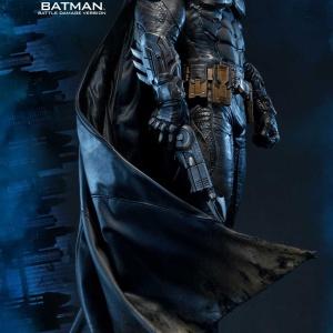 Batman : Arkham Knight - Batman Battle damage Vers. Statue (Prime 1 Studio) VOLFH9t7_t