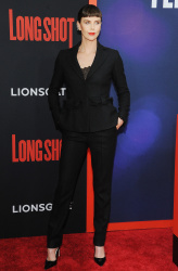 Charlize Theron - 'Long Shot' New York Premiere 4/30/19