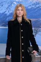 Clemence Poesy -        Chanel Show Paris March 5th 2019.