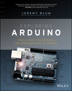 Exploring Arduino - Tools and Techniques for Engineering Wizardry