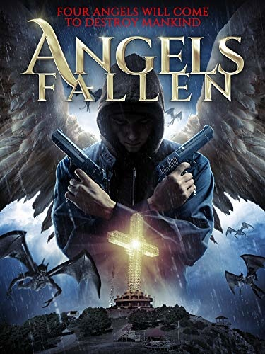 Angels Fallen (2020) 720p WEB-DL x264 {Dual Audio}[Hindi+English] DREDD