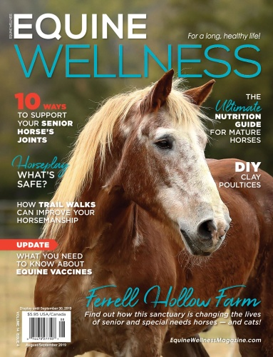 Equine Wellness Magazine - August-September (2019)