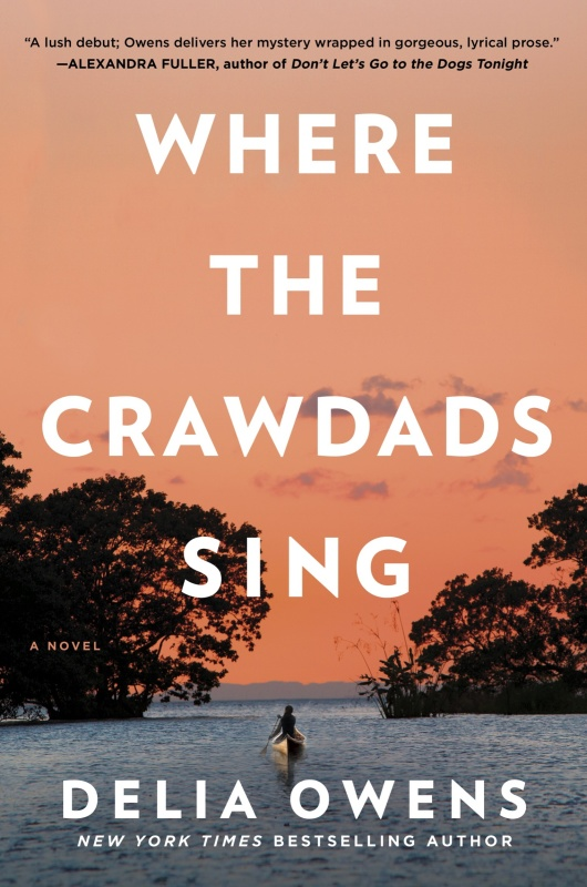 06  WHERE THE CRAWDADS SING by Delia Owens