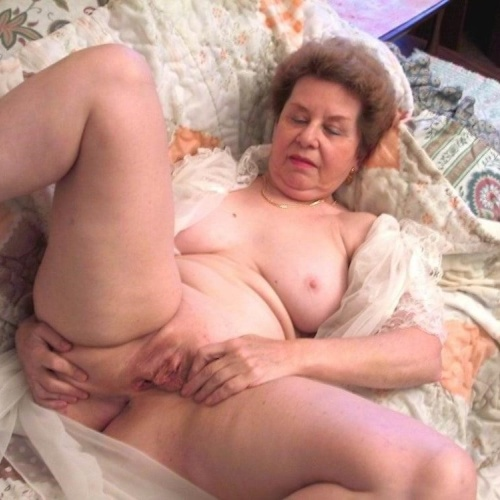 Very old granny sexy