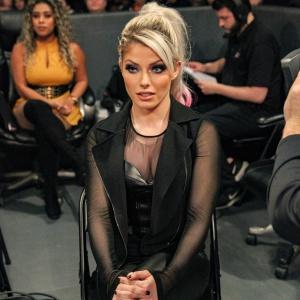 Alexa Bliss - WWE Raw in Houston - 12/03/2018