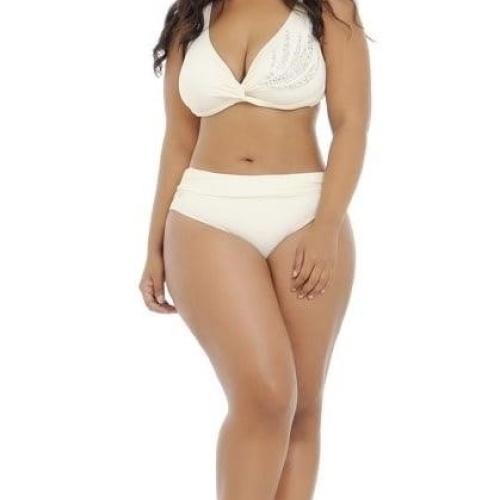 Ashley stewart plus size swimsuits