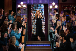 Connie Britton - The Late Late Show with James Corden: January 8th 2018